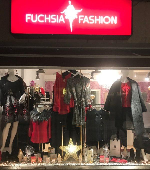 Fuchsia Fashion Butik